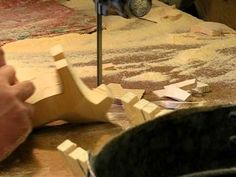 Carving the Dala Horse