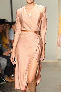 Donna Karan at New York Fashion Week Spring 2013