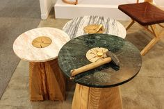 xN or xNewtons table mixes Japanese culture, traditional carpentry, and the beauty of ... - UpVisually.com
