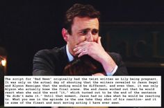 How I Met Your Mother Confessions. This is why HIMYM is one of the best shows out there. Best Tv Shows, Best Shows Ever, Favorite Tv Shows, Movies And Tv Shows, Favorite Things, Sherlock, Glee, Himym, How I Met Your Mother