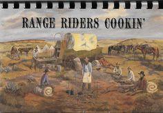 Range Riders Cookin' Spiral Bound Paperback Edition