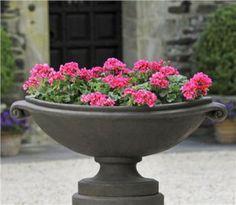 Classic Garden Urns - Life On Plum