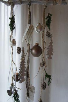 """Fensterdeko """" Zauberwald...."""" von Hoimeliges..... auf DaWanda.com"""