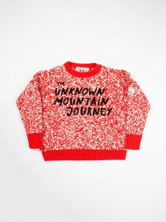 BOBO CHOSES - Knitted Jumper Vigore Mountains – Winnie & B.