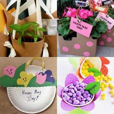 12 May Day Baskets You Can Make