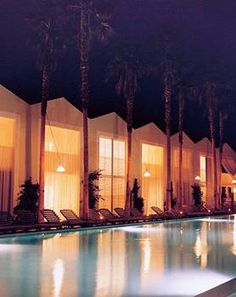 The Delano Hotel - my absolute most favorite Miami spot!