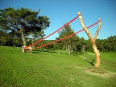 Y字型の木