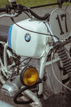 BMW boxer light at WHEELS and WAVES by KHAN