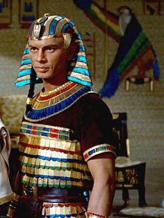 Yul Brynner The Ten Commandments (1956)