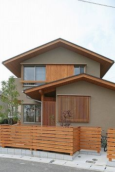 39 trendy home plans contemporary layout Home Styles Exterior, Exterior House Colors, Modern Exterior, Retro Living Rooms, Beach Kitchens, Concrete Houses, Japanese House, Facade House, Trendy Home