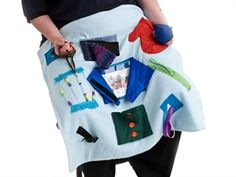 Activity Blanket for people with dementia : Activites for Eldery People
