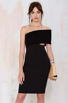 Solace Renzo Midi Dress at Nastygal.com