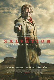 """Kristian Levring's Danish western film """"The Salvation"""" starring Mads Mikkelsen, Jeffrey Dean Morgan, Eva Green, and Jonathan Pryce is now playing at Alamo Drafthouse Vintage Park in Houston. Movies 2019, Hd Movies, Movies To Watch, Movies Online, Movies And Tv Shows, Movie Tv, Drama Movies, 2015 Movies, Movies Free"""