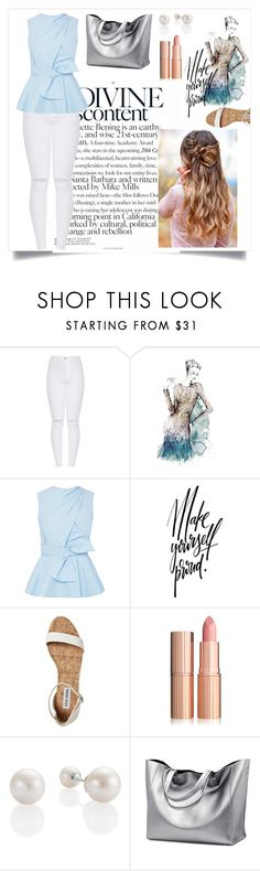 """""""Something... different🙌🏻"""" by rain-byrne ❤ liked on Polyvore featuring Matthew Williamson and Prabal Gurung"""