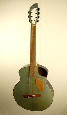 7 strings guitar - Ouessant L1