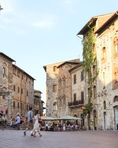 Top Tuscan Towns You Can't Miss | #italy | Where to go in Tuscany | San Gimignano
