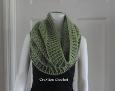 shell cowl, crochet free patterns, stack shell, crochet patterns