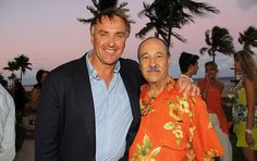Property Markets Group Hosts Broker Event At Sage Beach. | MetroCitizen Magazine. Craig Studnicky, Arthur Chernov.