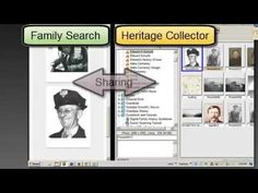 Video tutorial for sharing photos to and from Family Search! Very informative video!