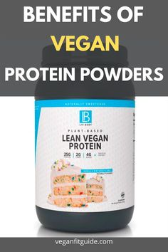 Are you wondering if there are any benefits to vegan protein powder? What is the best protein powder? Is vegan better than whey? This article will answer all your doubts and you will learn all about the benefits of plant based protein shakes, how to choose one to lose weight or gain muscle. Isolate Protein, Whey Protein, Protein Shakes, Best Vegan Protein Powder, Protein Powder For Women, Plant Based Vegan Diet, Organic Superfoods, Plant Based Protein, Gain Muscle
