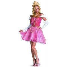 Aurora Sassy Prestige Costume - Standard Sizes to Size 14