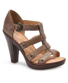 I love any shoes by Born!