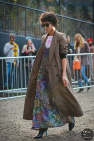 STYLE DU MONDE / London Fashion Week Fall 2017 Street Style: Yasmin Sewell  #Fashion, #FashionBlog, #FashionBlogger, #Ootd, #OutfitOfTheDay, #StreetStyle, #Style