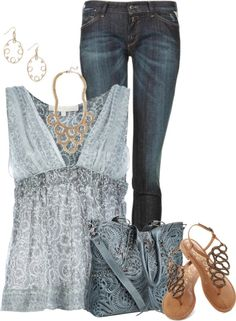 """loops and swirls"" by kswirsding on Polyvore"
