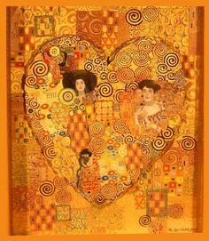 Las amantes de #Klimt #Austria. @cobixreyes.