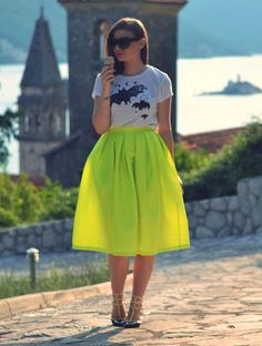 1000 images about yellow skirt on bright
