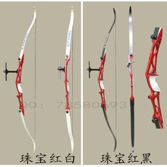 Al taken down professional archery recurve bows for club or training