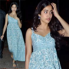 Casual Indian Fashion, Indian Bridal Fashion, Indian Fashion Dresses, Indian Wedding Outfits, Indian Designer Outfits, Indian Outfits, Fashion Outfits, Stylish Dresses For Girls, Stylish Dress Designs
