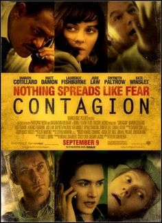 Mendelson's Memos: Review: Contagion (2011) stumbles by giving us Cliff Notes to much grander story.