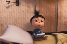 Find GIFs with the latest and newest hashtags! Search, discover and share your favorite Agnes Despicable Me GIFs. The best GIFs are on GIPHY. Agnes Gif, Cute Disney, Disney Art, Walt Disney, Despicable Me Gif, Video Humour, Gif Humour, Humor, Why Book