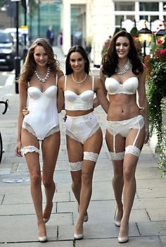 These three Street Walking Angels will amaze you in ways you wouldn't able to imagine... darling!