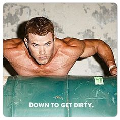 Inspiration before I get my ass to the gym. Big upperbody blowout ahead. #awesome #badass #beastmode #coretraining #exercise #fatburn #fitness #gym #gymbunny #gymrat #immortals #inspiration #keepfit #kellanlutz #motivation #muscle #pt #training #workout