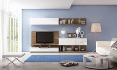 tendencias decoracion azul serenidad