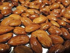 Honey Roasted Almond - How to - YouTube