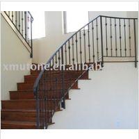 Simple design wrought iron - www.irondoor.cn