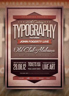 In mijn Ego-document maak ik sterk gebruik van typografie. De font die je gebruikt zegt voor mij namelijk heel veel over een identiteit. Het spreekt aan door een bepaalde gedachte die het oproept. Deze afbeelding roept voor mij vintage op, en klassiek.