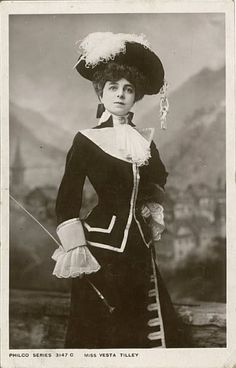Vesta Tilley