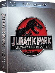 Jurassic Park - Coffret Ultimate Trilogie [Blu-ray]: Amazon.fr: Sam Neill, Laura Dern, Jeff Goldblum, Richard Attenborough, Samuel L. Jackson, Julianne Moore, Pete Postlethwaite, William H. Macy, Téa Leoni, Steven Spielberg, Joe Johnston: DVD & Blu-ray