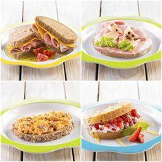 Four recipes for tasty snacks children