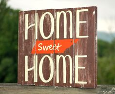 Home+Sweet+Home+Tennessee+Pallet+Inspired+Wall+by+WoodenBlock,+$28.00