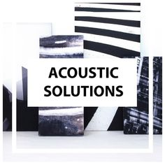 With the aim to tackle the reflected sound within commercial spaces, Materialised offers a variety of solutions, for a harmonious balance of acoustics and aesthetics. Modern Architects, Glass Boxes, Natural Light, Acoustic, Commercial, Aesthetics, Spaces, How To Plan, Design