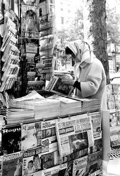 mimbeau: Place de la Madeleine 1961 Roger Picard
