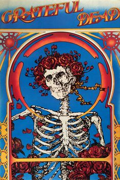 Grateful Dead Poster - Rock posters, concert posters, and vintage posters from…