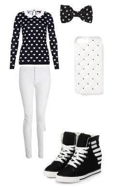regular day by jsf2004 on Polyvore featuring Hallhuber, Whistles, yeswalker, 2Me Style and Accessorize
