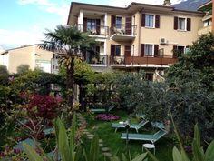 Hotel Erika, Malcesine, Lake Garda, Italy