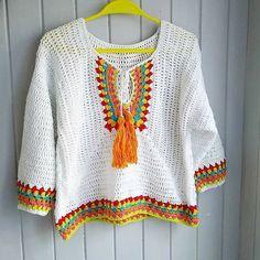 Fabulous Crochet a Little Black Crochet Dress Ideas. Georgeous Crochet a Little Black Crochet Dress Ideas. Moda Crochet, Crochet Granny, Crochet Motif, Crochet Stitches, Crochet Baby, Knit Crochet, Crochet Patterns, Crochet Shirt, Crochet Cardigan